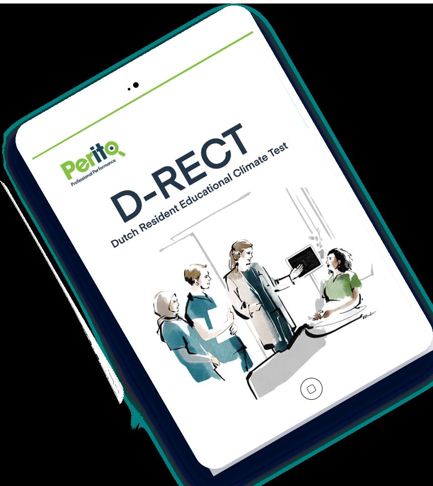 Perito helpt makkelijk, veilig en wetenschappelijk verantwoord het functioneren en presteren van artsen te evalueren.  Een stap voorwaarts begint bij een pas op de plaats. Inzicht in eigen performance is het begin van reflectie, gesprek en verandering.  Perito ondersteunt de medisch specialist bij haar of zijn continue professionele ontwikkeling.